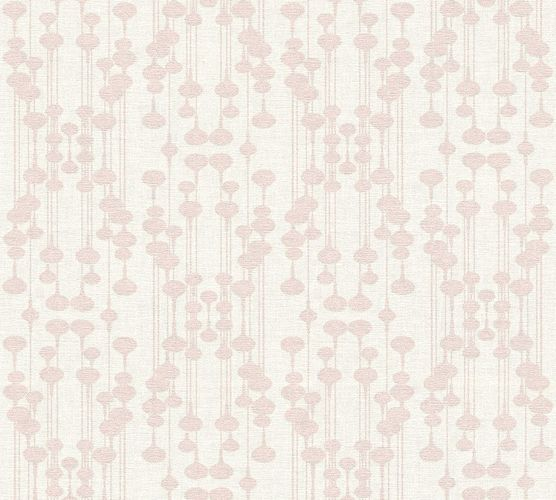 Tapete Vlies Design creme rosa Glitzer livingwalls 35690-1 online kaufen