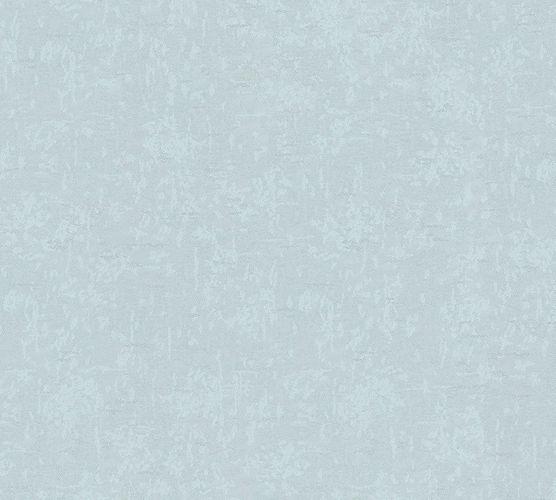 Non-woven wallpaper vintage mottled blue AP 34376-5