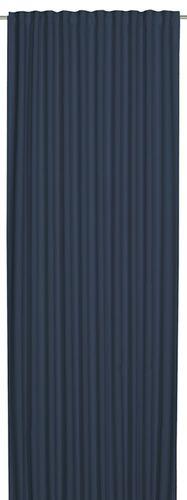 Schlaufenbandschal Midnight verdunkler Uni blau 198107 online kaufen