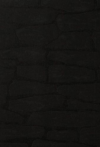 Wallpaper stone wall design black livingwalls 1395-11 online kaufen