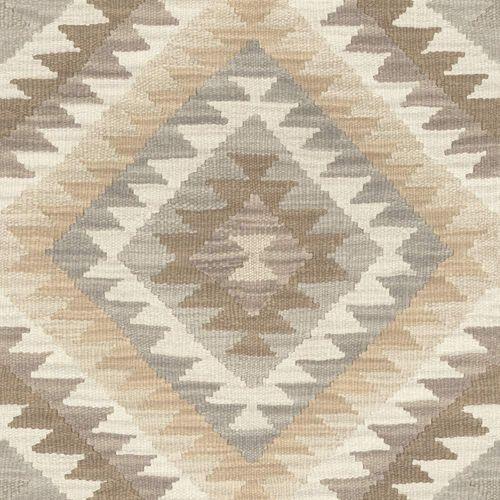 BARBARA Home Wallpaper kilim design beige cream 527438 online kaufen