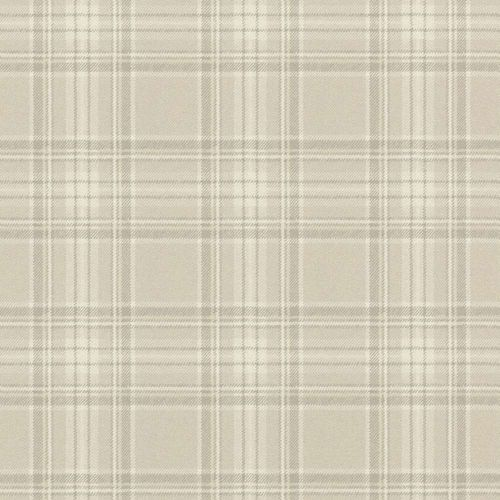 Barbara Becker Wallpaper bb scots pattern grey cream 861716 online kaufen