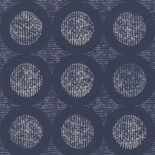 Barbara Becker Wallpaper bb graphic blue cream 862232 online kaufen