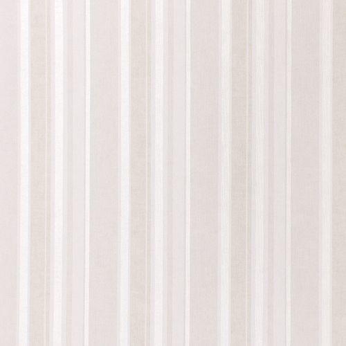 Tapete Kinder Streifen Muster beige silber Metallic 35849-2 online kaufen