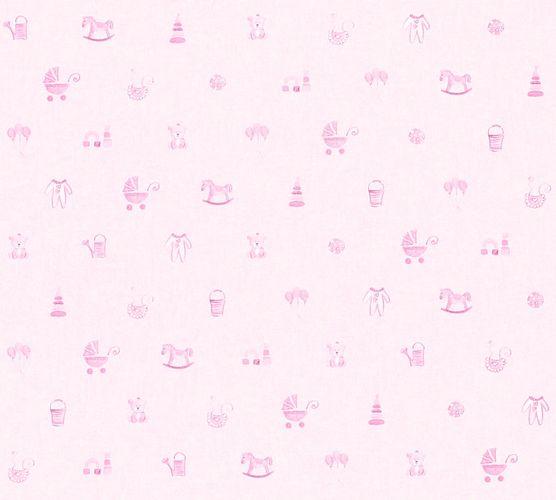 Tapete Kinder Spielsachen Spielzeug rosa 35854-1 online kaufen