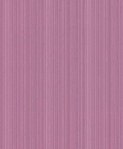 Vlies Tapete Struktur Streifen lila Rasch 804133