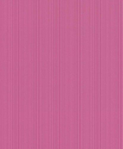 Vlies Tapete Struktur Streifen pink Rasch 804188
