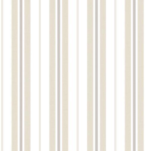 Tapete Kinder Streifen beigegrau Rasch Textil 303231 online kaufen