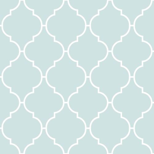 Tapete Kinder Ornamente hellblau Rasch Textil 303262 online kaufen
