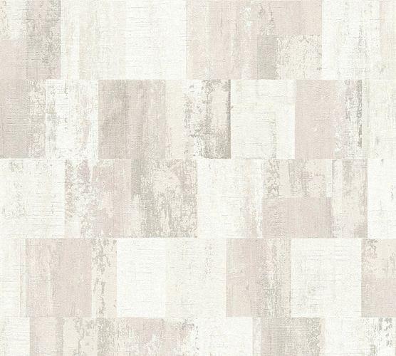 Vlies Tapete Used Vintage weiß creme livingwalls 36002-2 online kaufen