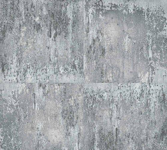 Neue Bude 2.0 Tapete Patina Metall grau schwarz 36118-3 online kaufen