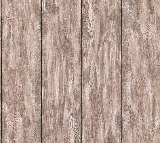 Neue Bude 2.0 Tapete Holz-Optik Holzbrett braun 36152-4 online kaufen