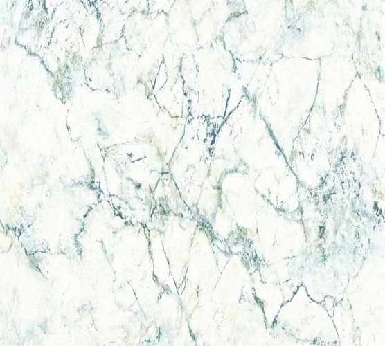 Neue Bude 2.0 Tapete Marmor-Optik weiß grün 36157-1 online kaufen