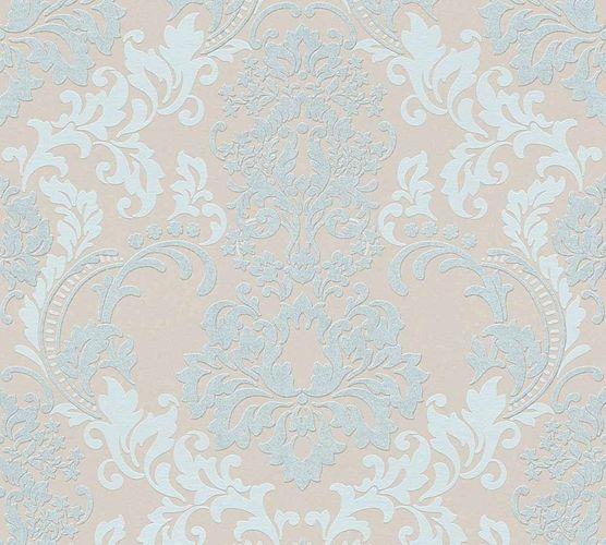 Neue Bude 2.0 Tapete Barock blau beige 36166-2 online kaufen
