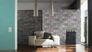 Produktansicht Neue Bude 2.0 Tapete Mosaik Fliesen-Optik bunt 36205-1 5