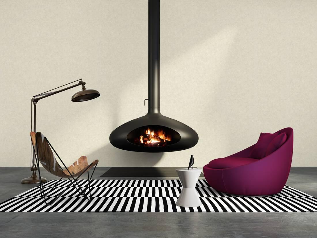 neue bude 2 0 tapete struktur putz optik beige 36207 1. Black Bedroom Furniture Sets. Home Design Ideas
