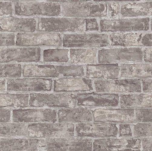 Wallpaper stone design 3D dark grey Erismann 6318-11 online kaufen