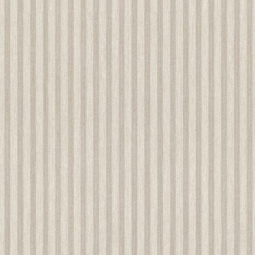 Textile Wallpaper striped grey taupe Rasch Textil Sky 082370 online kaufen