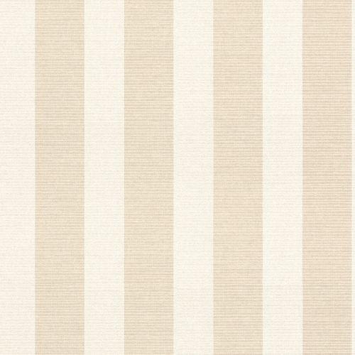 Tapete Vlies Blockstreifen beige weiß Metallic 228655