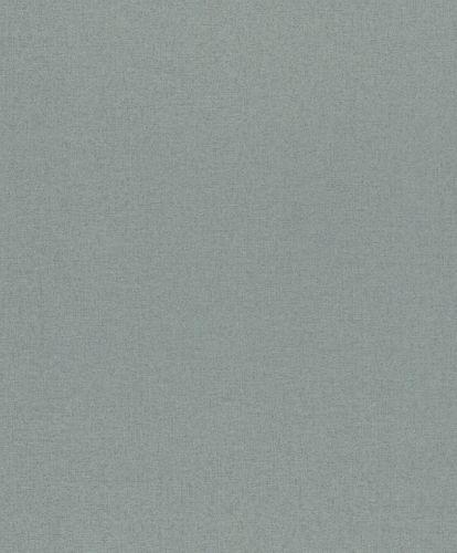 Tapete Vlies Einfarbig meliert grüngrau Metallic 228754