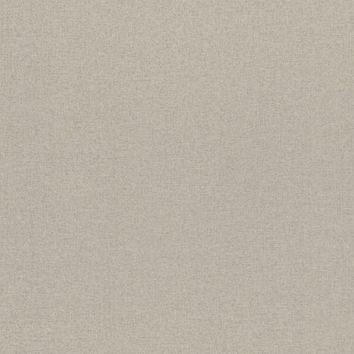 Tapete Vlies Einfarbig Kork grau Metallic Design 228778