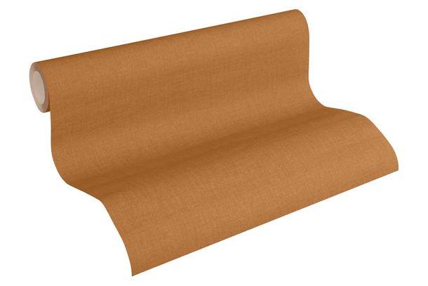 Tapete Vlies 36093-9 Uni-Design Strukturiert orange  online kaufen