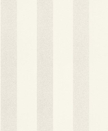 Rasch Vlies Tapete Streifen Silber Glitzer 523508 online kaufen