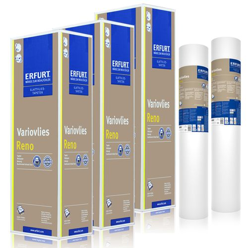 3 Boxes of Renovation Lining Paper Erfurt Reno Wallpaper 45m² online kaufen