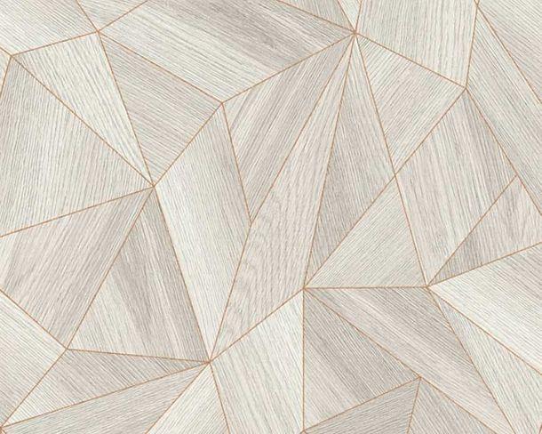 Tapete Vlies Daniel Hechter Grafik Dreieck 3D taupe 36133-2 online kaufen