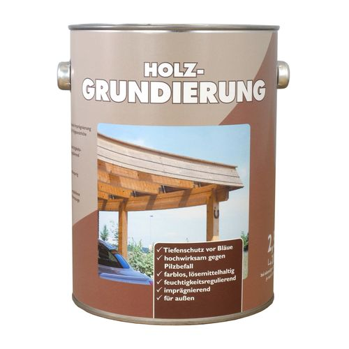 Wood Primer Varnish Lacquer Wilckens Waterproof 2,5 l online kaufen
