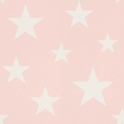 Vliestapete Kinder Sterne rosa weiß Rasch Textil 138931 online kaufen