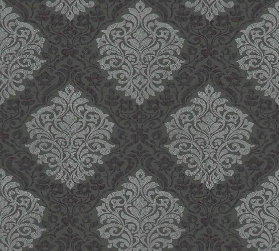 Non-Woven Wallpaper baroque black Architects Paper 32480-4 online kaufen
