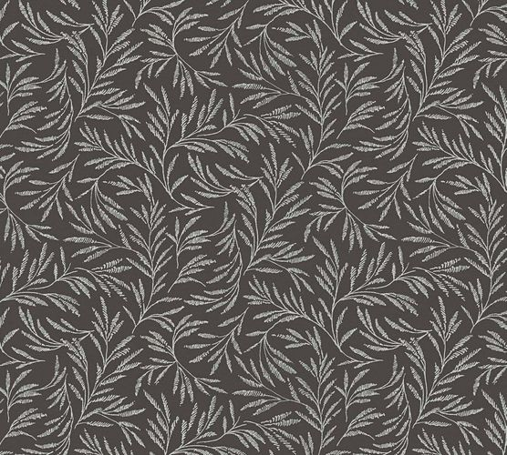 Non-Woven Wallpaper floral black Architects Paper 33326-5 online kaufen