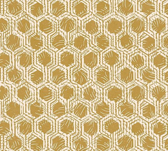 Non-Woven Wallpaper graphic gold Architects Paper 33327-3 online kaufen
