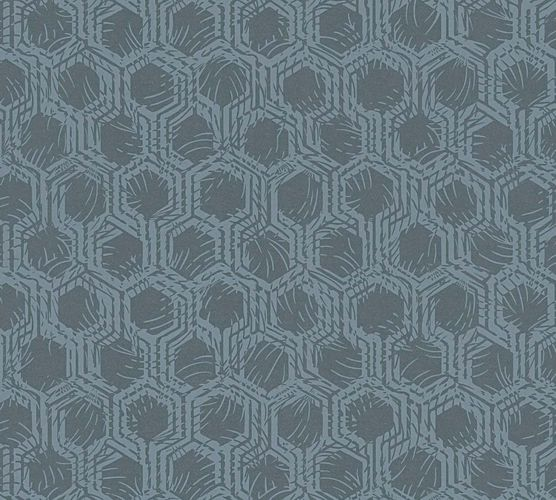 Non-Woven Wallpaper graphic blue Architects Paper 33327-4 online kaufen