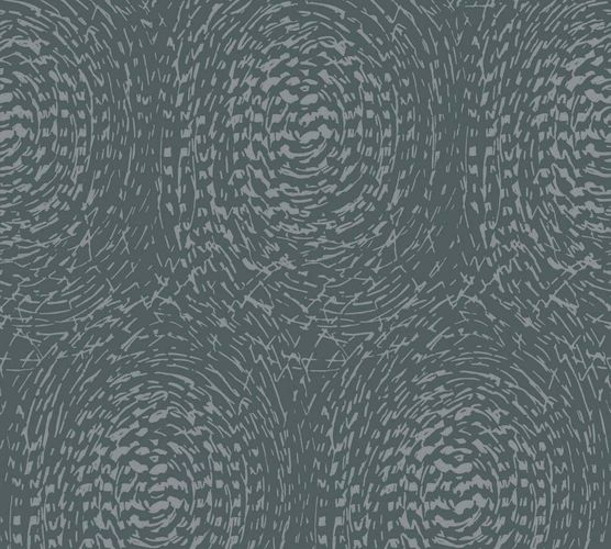 Non-Woven Wallpaper circle blue Architects Paper 33373-1 online kaufen