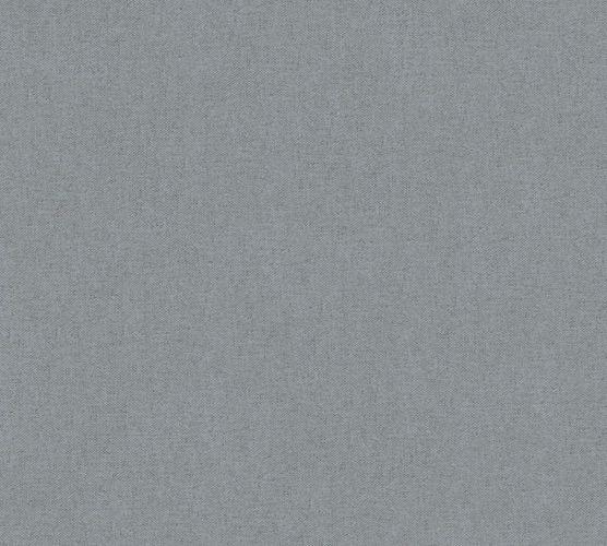 Non-Woven Wallpaper plain textile plain blue 33374-2