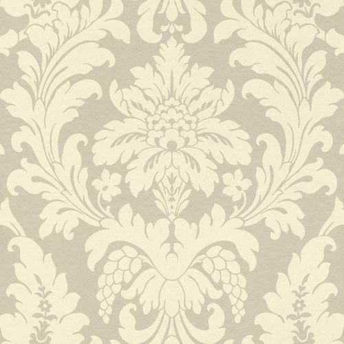 Wallpaper non-woven baroque beige gold cream Rasch 525427 online kaufen