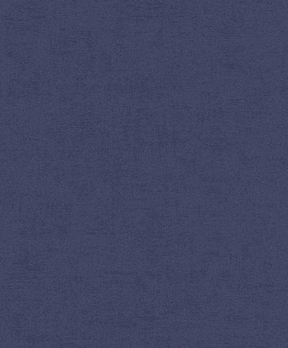 Vlies Tapete Uni Einfarbig Rasch blau 489705 online kaufen
