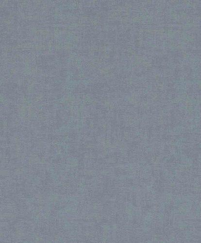 Vlies Tapete Uni Einfarbig Rasch graublau 489781 online kaufen