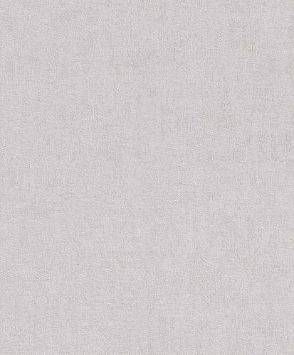 Vlies Tapete Uni Einfarbig Rasch weißgrau 489880 online kaufen