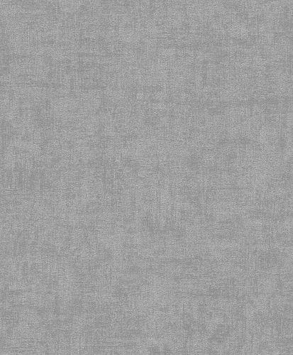 Vlies Tapete Uni Einfarbig Rasch silbergrau 489941 online kaufen