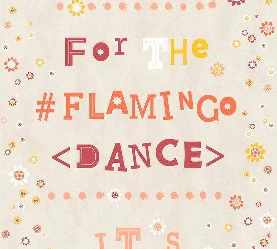 Vlies Tapete Flamingo Dance beige livingwalls 36293-2 online kaufen