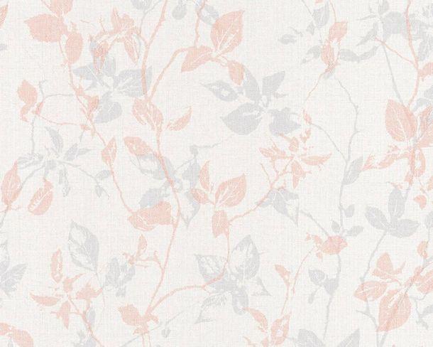 Vlies Tapete Blätter grau Hygge livingwalls 36397-3 online kaufen