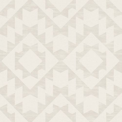 Wallpaper Non-Woven Graphic Pattern grey 148673 online kaufen