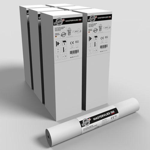 24x Non-Woven Lining Paper Mastervlies Expert | 450m² online kaufen