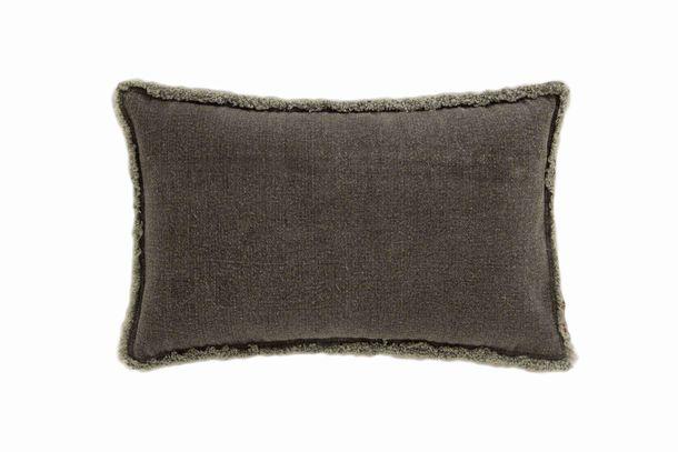Cushion Cover Cozz Plain Textile Jill stone 30x50cm 5065-21 online kaufen