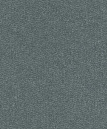 Tapete Vlies Dekor türkis grau Glitzer Rasch Textil 229300