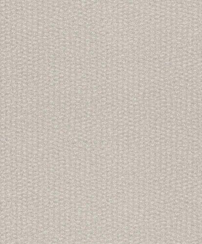 Tapete Vlies Dekor grau creme Glitzer Rasch Textil 229324