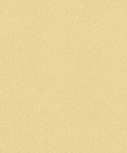 Tapete Vlies Linien gelb gold Glitzer Rasch Textil 229409